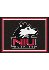 Northern Illinois Huskies 8x10 Plush Interior Rug