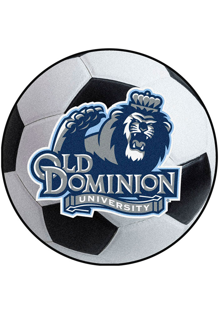 Old Dominion Monarchs 27 Soccer Ball Interior Rug - Image 1