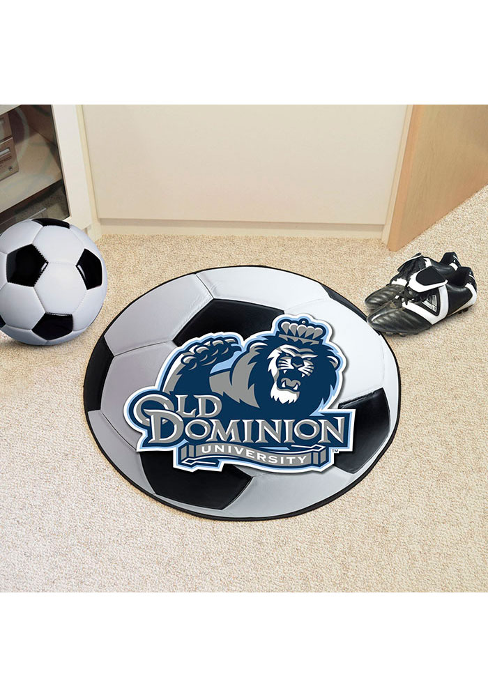 Old Dominion Monarchs 27 Soccer Ball Interior Rug - Image 2
