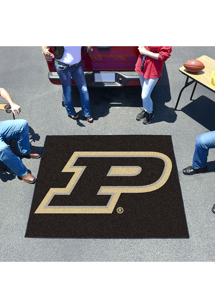 Purdue Boilermakers 60x71 Tailgater Mat Other Tailgate - Image 2