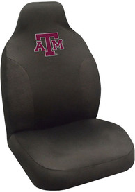 Sports Licensing Solutions Texas A&M Aggies Team Logo Car Seat Cover - Black