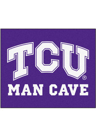 TCU Horned Frogs 60x71 Man Cave Tailgater Mat Other Tailgate