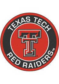 Texas Tech Red Raiders 27 Roundel Interior Rug
