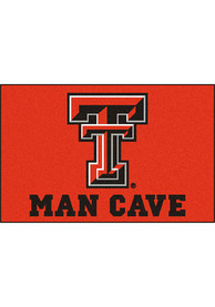 Texas Tech Red Raiders 19x30 Man Cave Starter Interior Rug