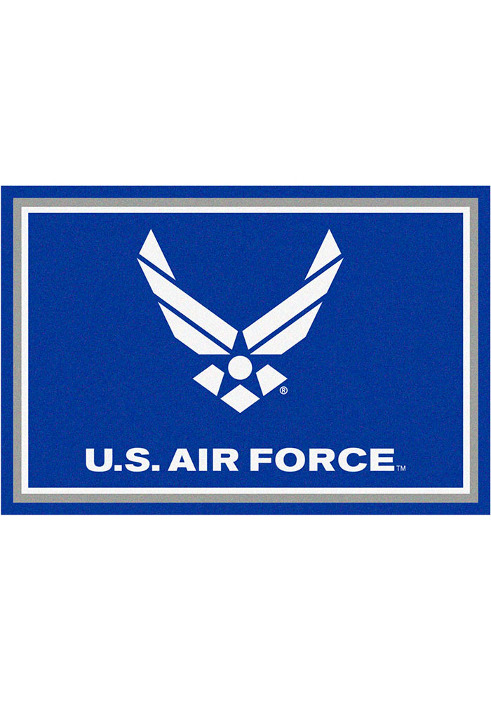 Air Force 5x8 Plush Interior Rug - Image 1