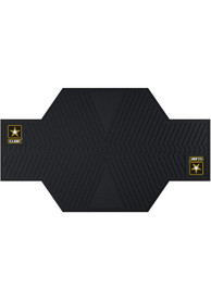 Sports Licensing Solutions Army Motorcycle Car Mat - Black