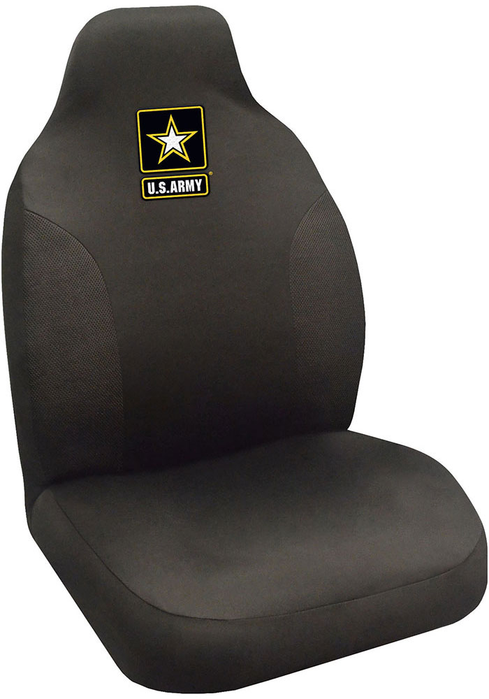 Sports Licensing Solutions Army Team Logo Car Seat Cover - Black - Image 1