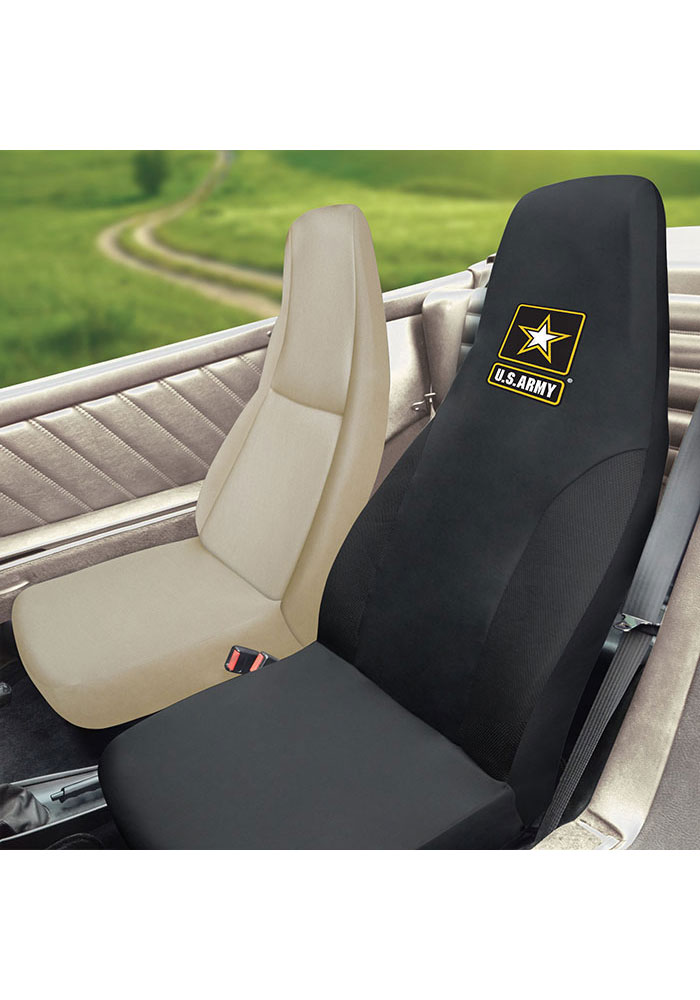 Sports Licensing Solutions Army Team Logo Car Seat Cover - Black - Image 2
