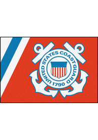 Coast Guard 5x8 Plush Interior Rug