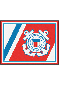 Coast Guard 8x10 Plush Interior Rug