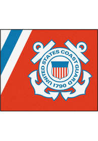 Coast Guard 60x71 Tailgater Mat Outdoor Mat