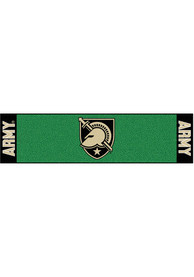 Army Black Knights 18x72 Putting Green Runner Interior Rug