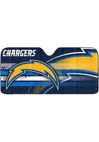 Los Angeles Chargers Logo Car Accessory Auto Sun Shade