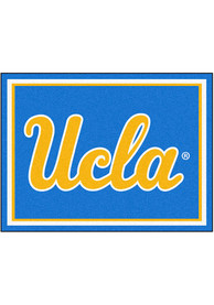 UCLA Bruins 8x10 Plush Interior Rug