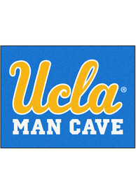 UCLA Bruins 34x42 Man Cave All Star Interior Rug