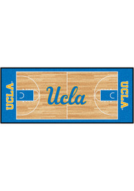 UCLA Bruins 30x72 Court Runner Interior Rug