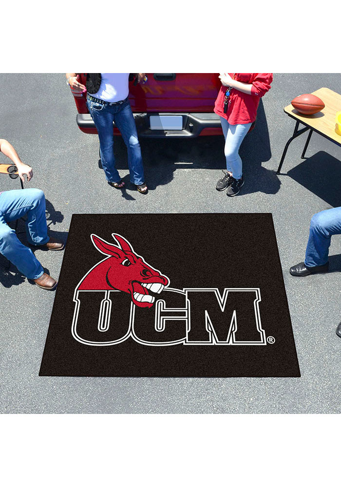 Central Missouri Mules 60x71 Tailgater Mat Other Tailgate - Image 2