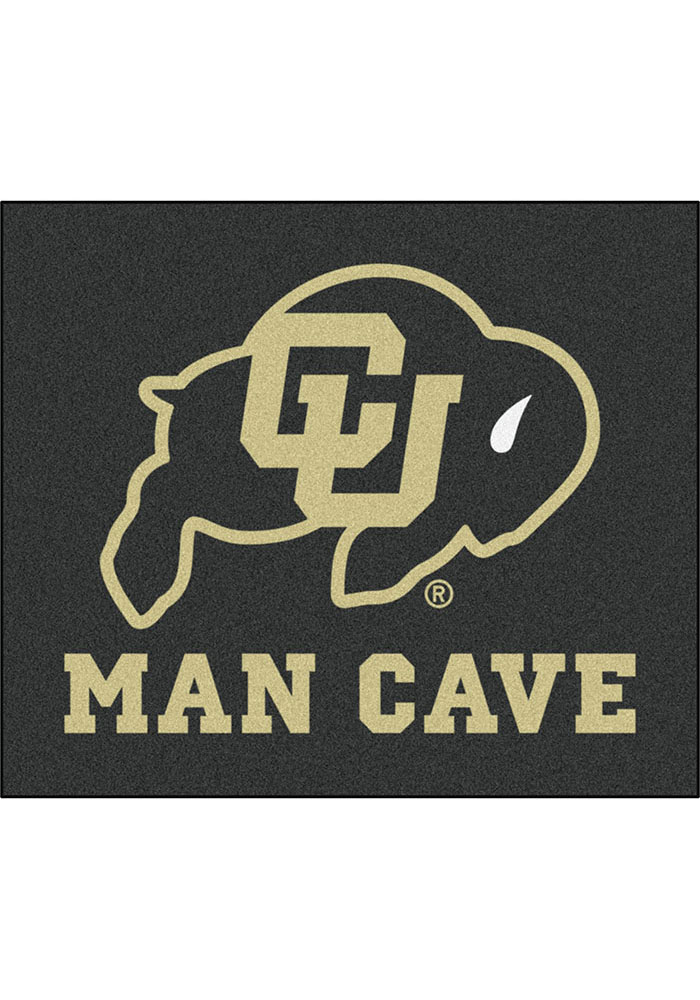 Colorado Buffaloes 60x71 Man Cave Tailgater Mat Other Tailgate - Image 1