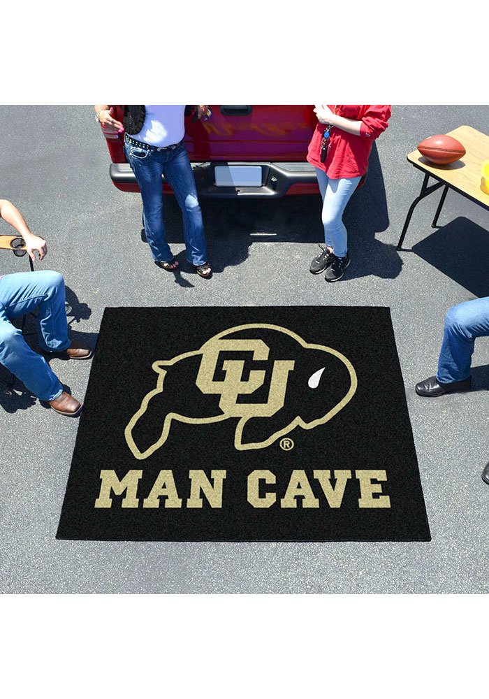 Colorado Buffaloes 60x71 Man Cave Tailgater Mat Other Tailgate - Image 2