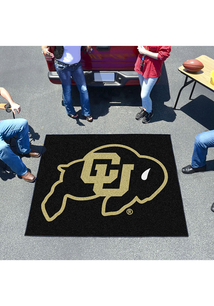Colorado Buffaloes 60x71 Tailgater Mat Other Tailgate - Image 2