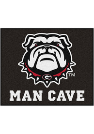 Georgia Bulldogs 60x71 Man Cave Tailgater Mat Outdoor Mat