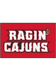 UL Lafayette Ragin' Cajuns 60x90 Ultimat Outdoor Mat