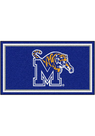 Memphis Tigers 3x5 Plush Interior Rug