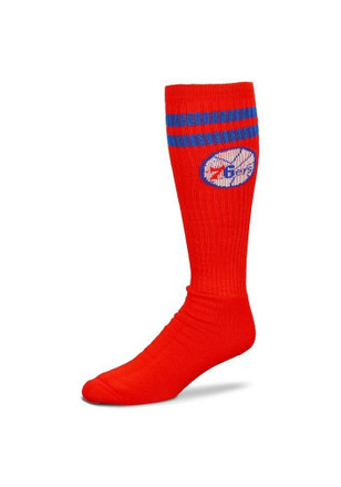 Philadelphia 76ers Traditional Tube Socks