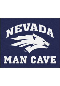 Nevada Wolf Pack 34x42 Man Cave All Star Interior Rug