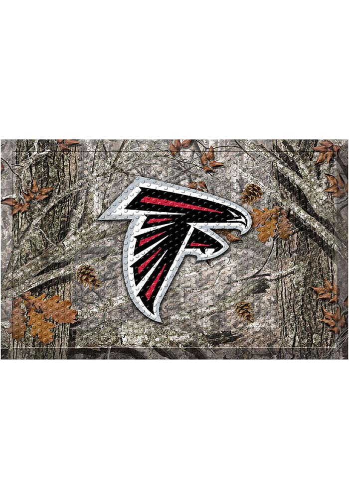 Atlanta Falcons 19x30 Door Mat - Image 1