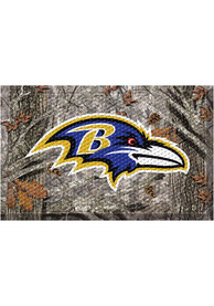 Baltimore Ravens 19x30 Door Mat