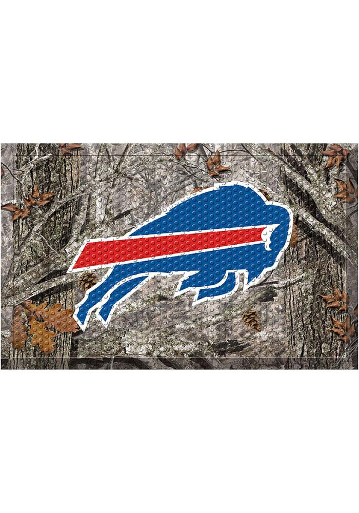 Buffalo Bills 19x30 Door Mat - Image 1