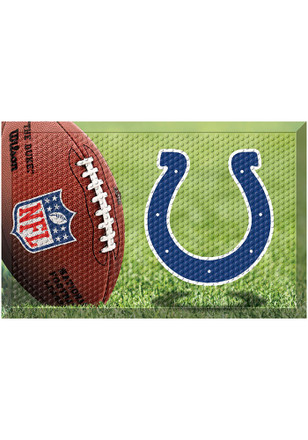 Indianapolis Colts 19x30 Door Mat