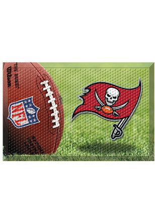 Tampa Bay Buccaneers 19x30 Door Mat