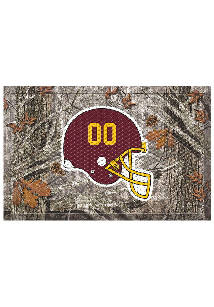 Washington Redskins 19x30 Door Mat - Image 1