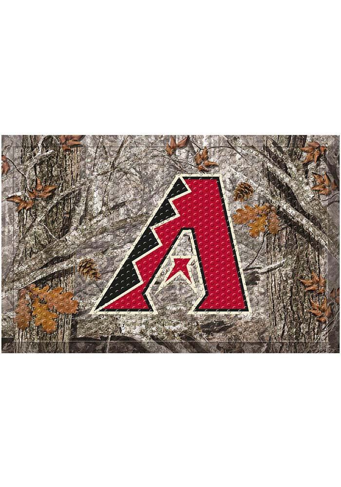 Arizona Diamondbacks 19x30 Door Mat - Image 1