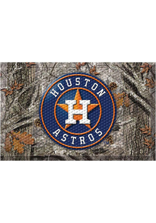 Houston Astros 19x30 Door Mat