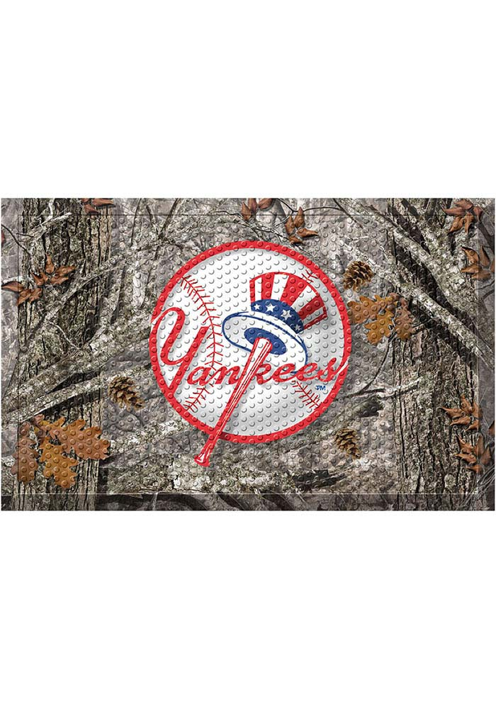 New York Yankees 19x30 Door Mat - Image 1
