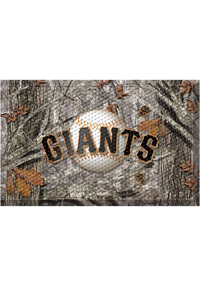 San Francisco Giants 19x30 Door Mat - Image 1