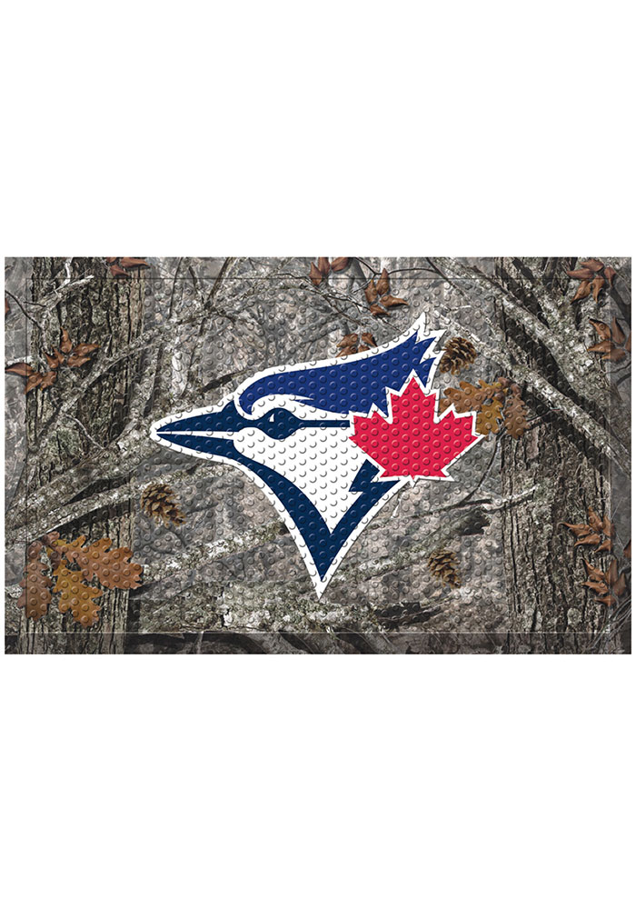 Toronto Blue Jays 19x30 Door Mat - Image 1