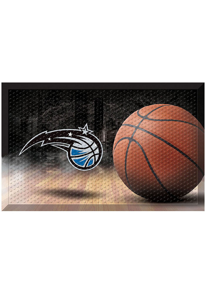 Orlando Magic 19x30 Door Mat - Image 1