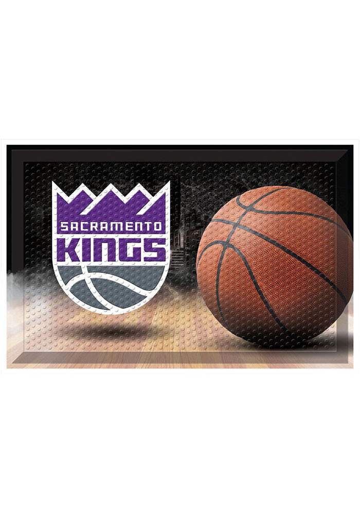 Sacramento Kings 19x30 Door Mat - Image 1