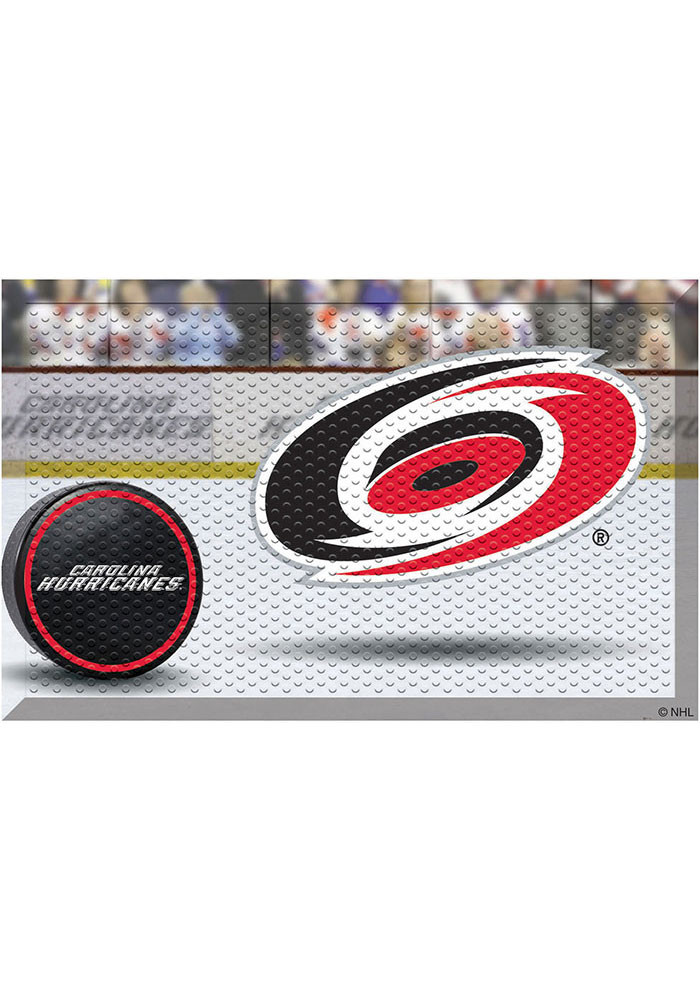 Carolina Hurricanes 19x30 Door Mat - Image 1