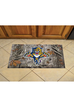 Florida Panthers 19x30 Door Mat