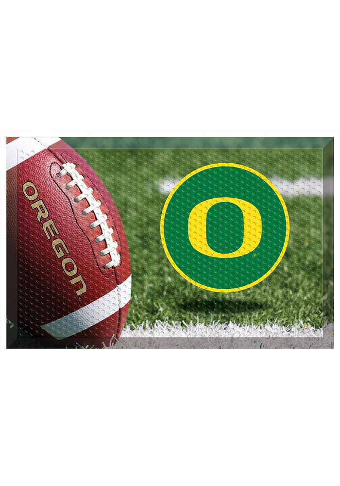 Oregon Ducks 19x30 Door Mat - Image 1
