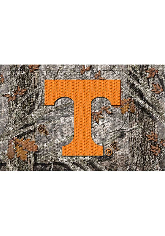 Tennessee Volunteers 19x30 Door Mat - Image 1