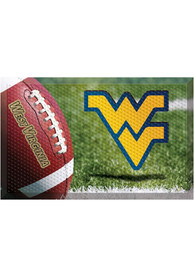 West Virginia Mountaineers 19x30 Door Mat
