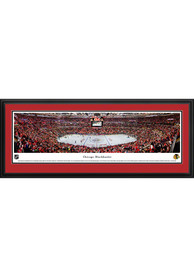 Chicago Blackhawks Panorama Frame Framed Posters