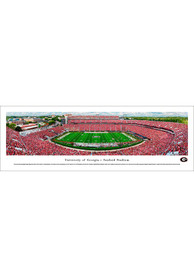 Georgia Bulldogs Sanford Stadium Panoramic Unframed Poster