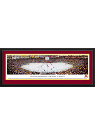 Minnesota Golden Gophers 3M Arena at Mariucci Panoramic Deluxe Framed Posters
